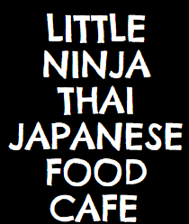 Welcome to Little Ninja Thai Japanese Food Cafe Zephyrhillf FL
